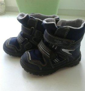 Детские ботинки superfit