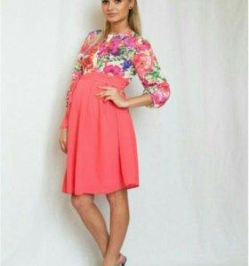 Платье Адель для беременой