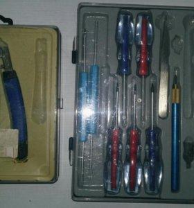 Инструменты для ремонта мобильных тел, планшетов