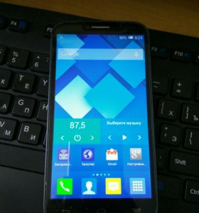 Alcatel One Touch OT-7047D POP C9 + стёкла + чехлы