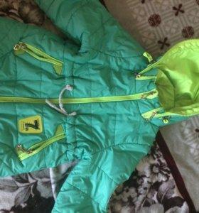Куртка, рост 98-110