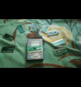 Продам касеты и картреджи на sega.