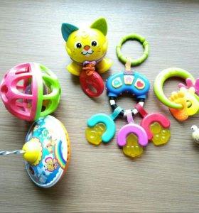 Детские игрушки, набором