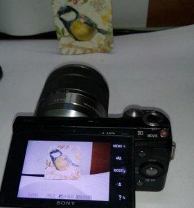 Фотоаппарат Sony nex-5n kit SEL 18-55mm