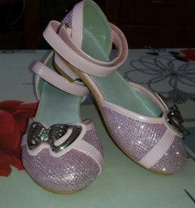 Детская обувь (туфли, сапоги резиновые)