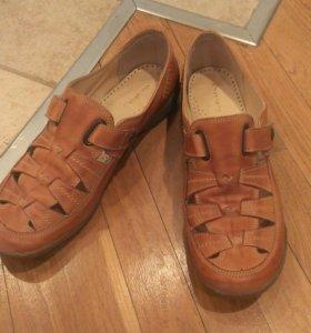 Женские сандали-макасины