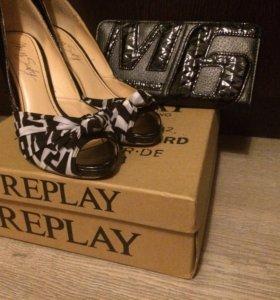 Туфли miss sixty