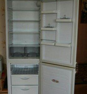 Холодильник АТЛАНТ Двухкомпрессорный Двухкамерный