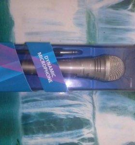 Vitek микрофон