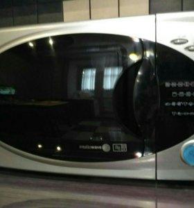Микроволновая печь LG MH-595T