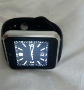 Smart watch шагомер, камера, сим, интернет