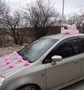 Аисты на крышу авто