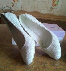 Туфли свадебное
