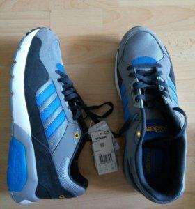Новые кроссовки Adidas neo,45