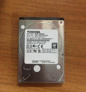 Жёсткий диск 500 gb sata 2,5 для ноута
