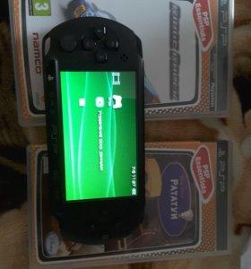 PSP и игры на неё.