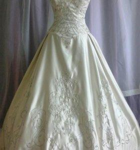 Свадебное платье новое торг