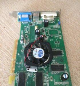 Видеокарта ATI RADEON R9600