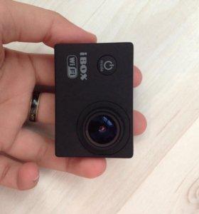 iBOX SX-780 WiFi экшен-камера +аксессуары
