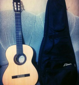 Классическая гитара Almansa