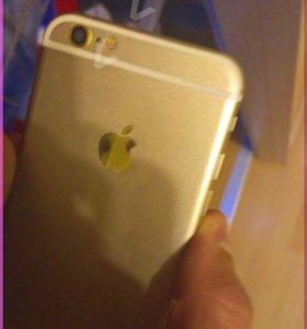 Новый Iphone 6 S (16 гб )