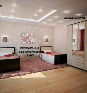 Набор мебели для подростковой комнаты
