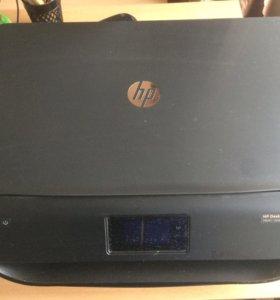 3 в 1: принтер, сканер, ксерокс.