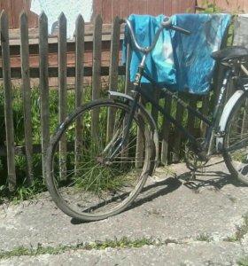 Велосипед+рама