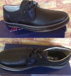 Новып туфли