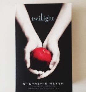 Книга Twilight (Сумерки) на англ. языке
