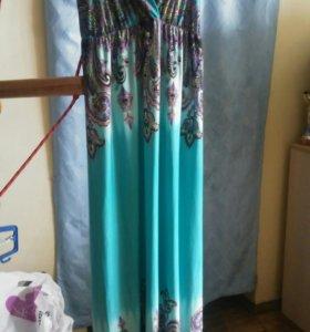 Платье 50-52 р-р
