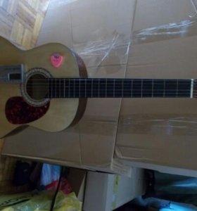 Гитара.ексклюзивная..акустическая