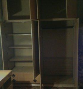 Шкафы и тумбочки для спальни