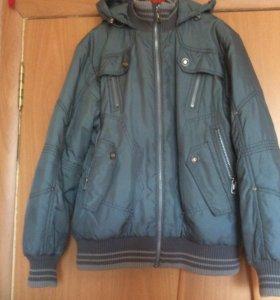 Куртка на мальчика рост146-152