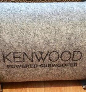 Сабвуфер активный Kenwood KSC-SW900