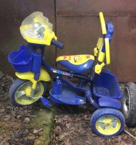 Велосипед игрушка детский