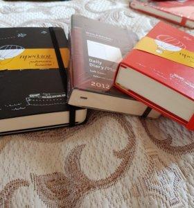Ежедневники и блокноты Moleskine