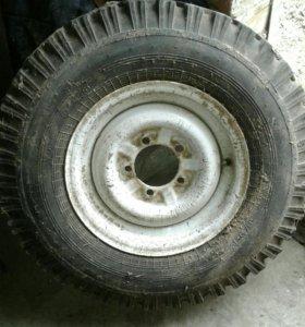 Резина УАЗ