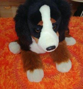 Мягкая игрушка большая Собака Торг !