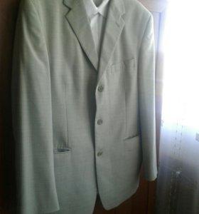 Мужской костюм+рубашка