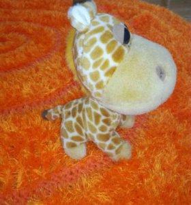 Мягкая игрушка Жирафик Торг