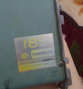 Японская электронная система управления от Ниссан
