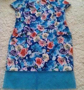 Новое платье 54-56 размер