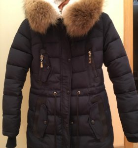 Куртка - парка зимняя
