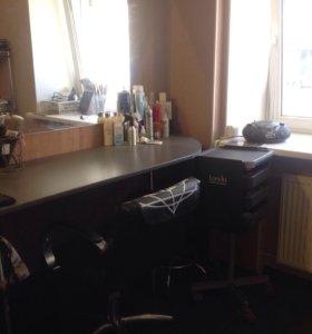 Аренда парикмахерского рабочего места в салоне