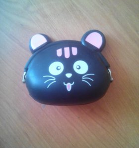 Кошелек мышка)))
