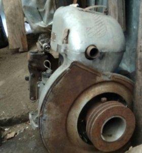 Двигатель зид-4,5 ( умз-5)
