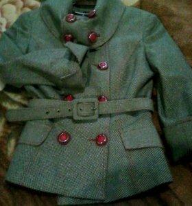 Пиджак размер 36