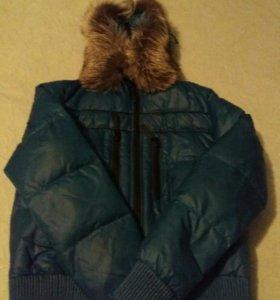 Пуховик(куртка)женская