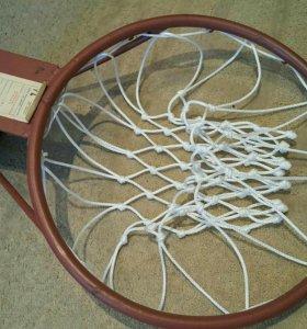 Баскетбольное кольцо отличного качества!